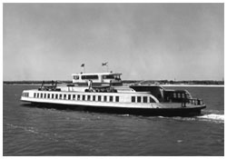 Photo of the Buccaneer Ferry